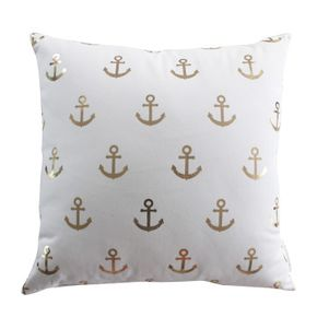 Harriet and Co Sarung Bantal Anchor